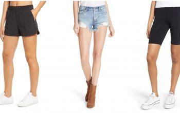 15 Most Popular Women's Shorts